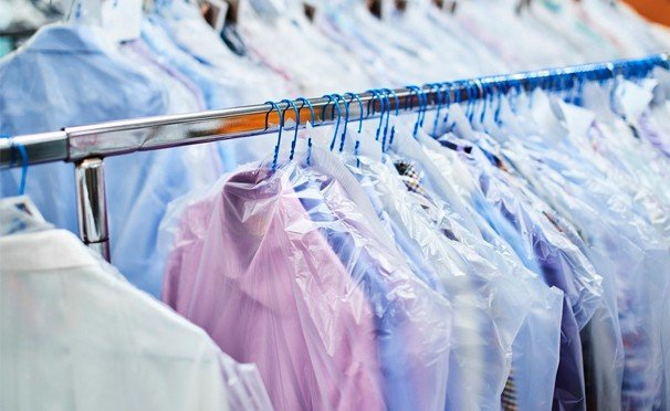 химчистка одежды в СПб фото