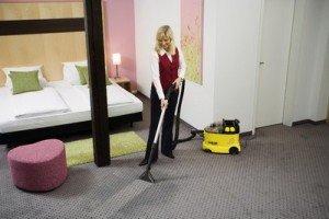 Служба чистки ковров в СПб