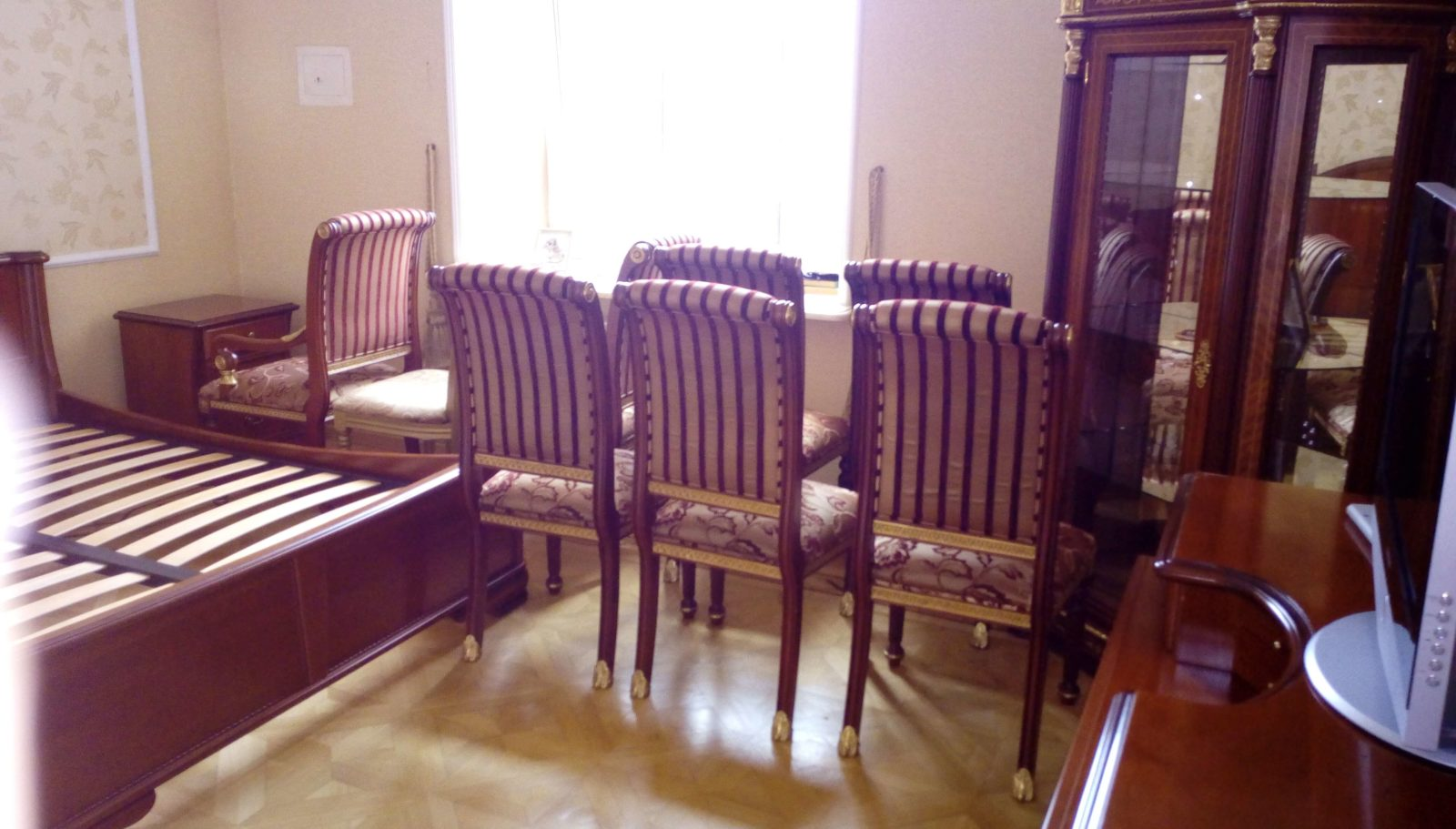 Фото чистки мягкой мебели