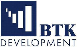 логотип БТК девелопмент