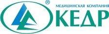 логотип мед центр Кедр