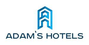 логотип Адамс отель